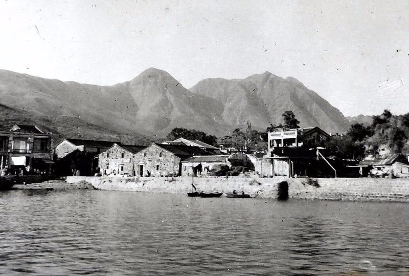Harbour Sia King China 1945 or 46.jpg